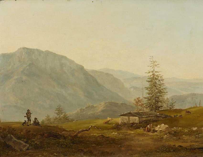 DILLIS, CANTIUS 1779 Gmain - 1854 Munich - photo 1