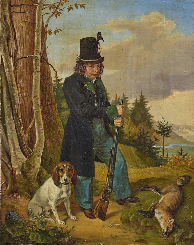VEITH, FRANZ MICHAEL in 1799, Augsburg - 1846 Munich - photo 1