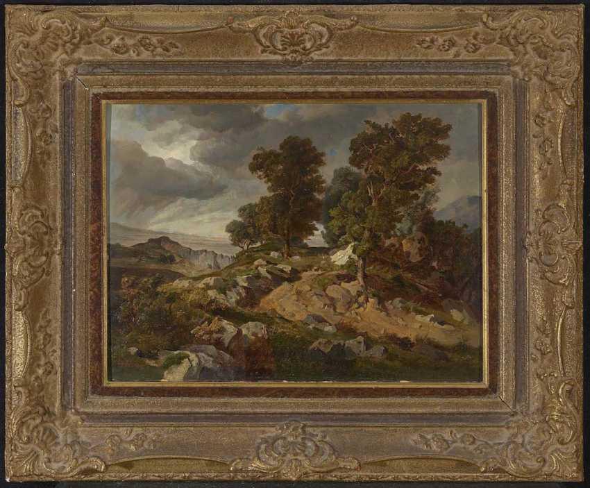 KANOLDT, EDMUND 1845 Großrudestedt/Thuringia - 1904 Bad Nauheim, attributed to - photo 2