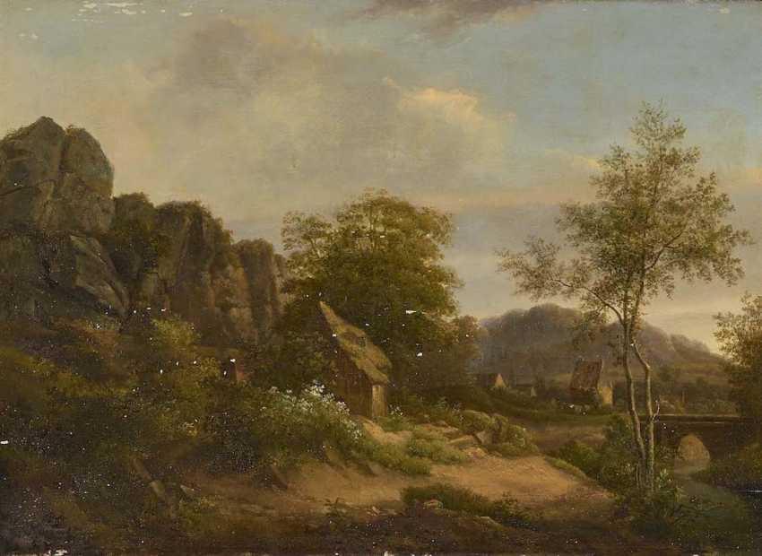 KOEKKOEK, BAREND CORNELIS 1803 Middelburg - 1862, Kleve - photo 1