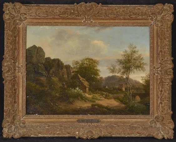 KOEKKOEK, BAREND CORNELIS 1803 Middelburg - 1862, Kleve - photo 2