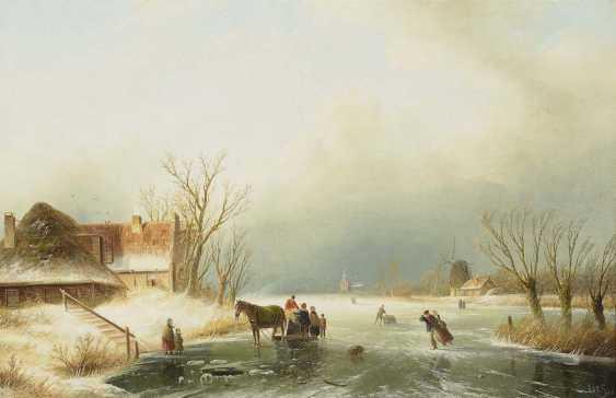SPOHLER, JACOB JAN COENRAAD 1837 Amsterdam - 1894, ibid. - photo 1
