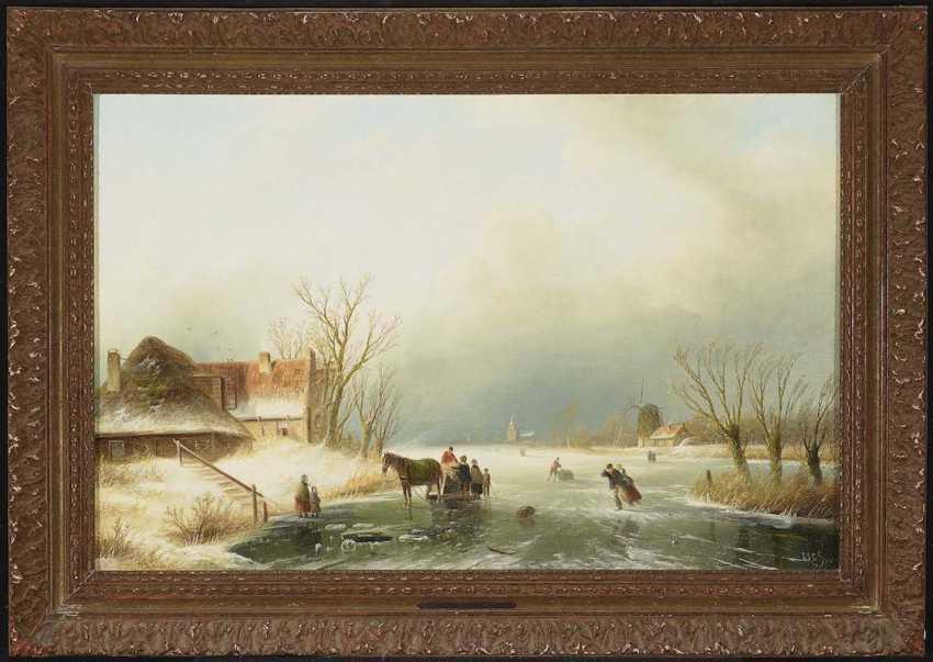 SPOHLER, JACOB JAN COENRAAD 1837 Amsterdam - 1894, ibid. - photo 2