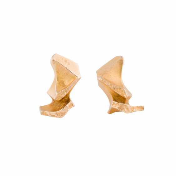 PAIR OF EAR STUDS - photo 1