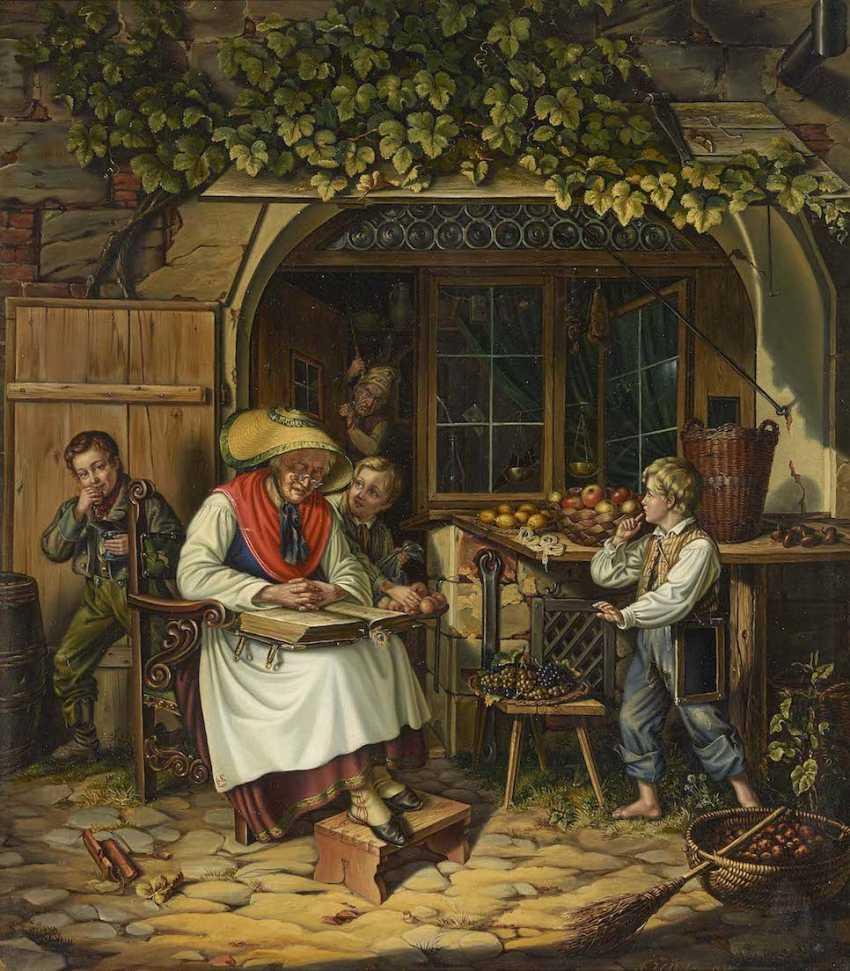 HOHBACH, FRIEDRICH 1809 What - 1877 Munich - photo 1