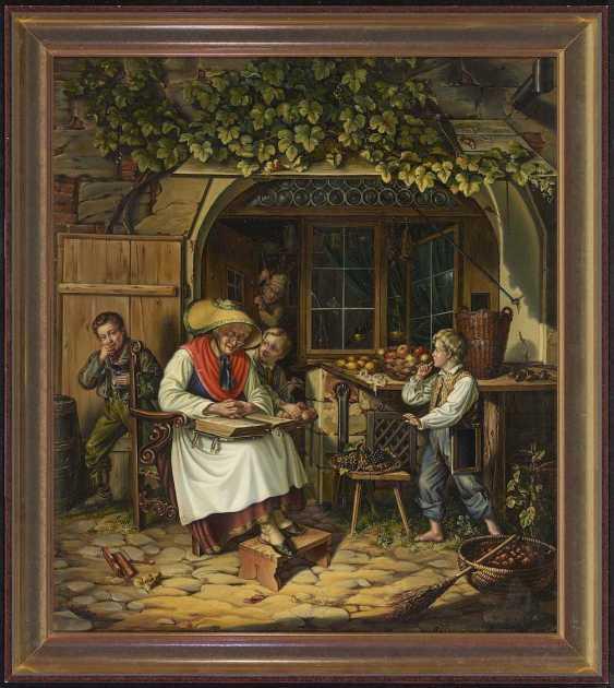 HOHBACH, FRIEDRICH 1809 What - 1877 Munich - photo 2