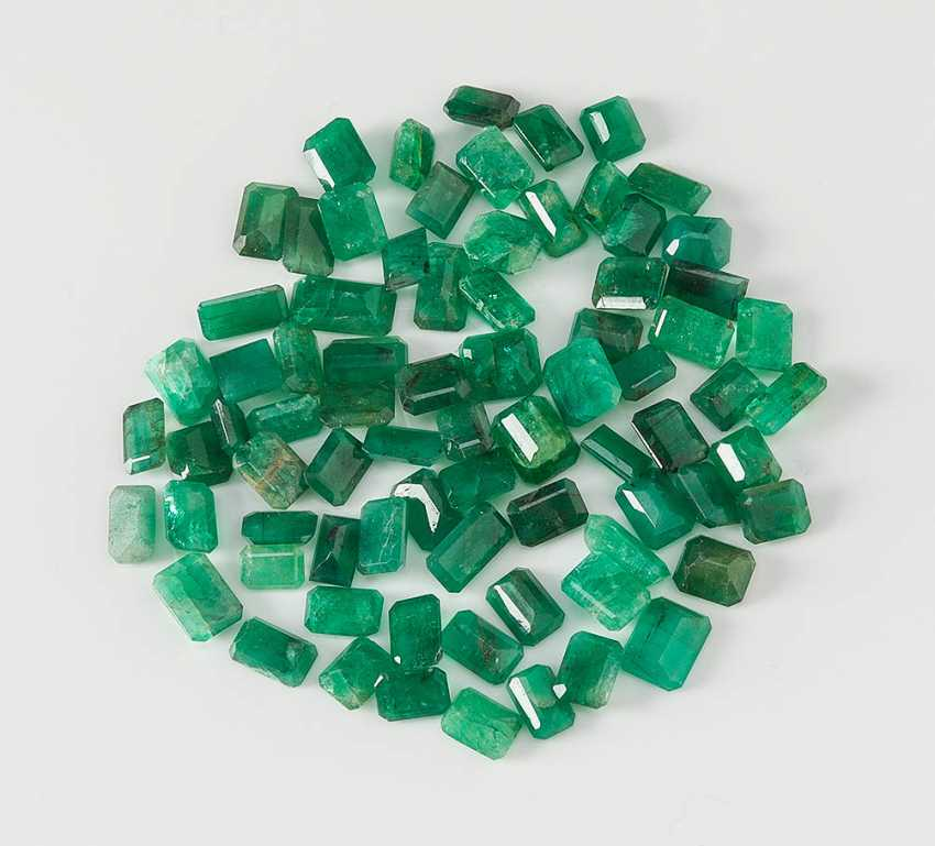 CONVOLUTE EMERALD - photo 1