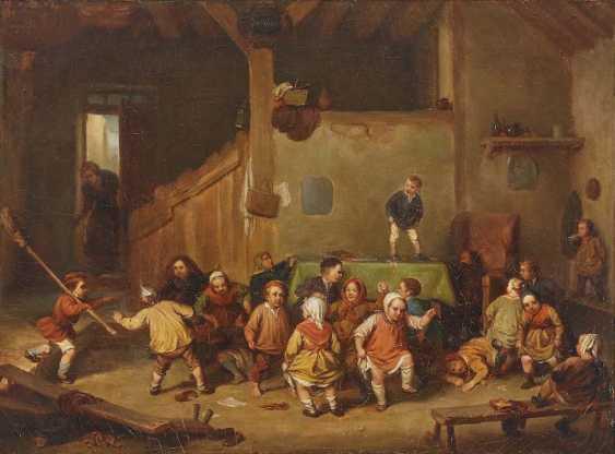VENNEMAN, KAREL (CHARLES) FERDINAND 1802 Gent - 1875 St. Josse ten Noode - photo 1