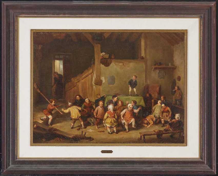 VENNEMAN, KAREL (CHARLES) FERDINAND 1802 Gent - 1875 St. Josse ten Noode - photo 2