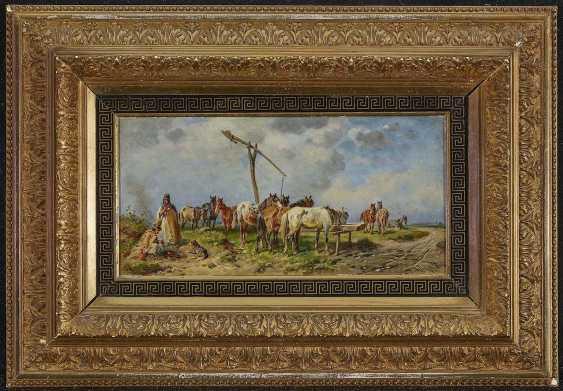 VENNE, ADOLF VAN der 1828, Vienna - 1911 Schweinfurt - photo 2