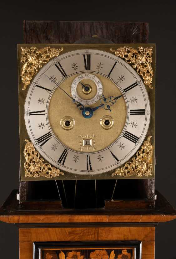 SIGNIFICANT MASTER'S WATCH WITH BIRD AND FLOWER MARQUETERIA - photo 2