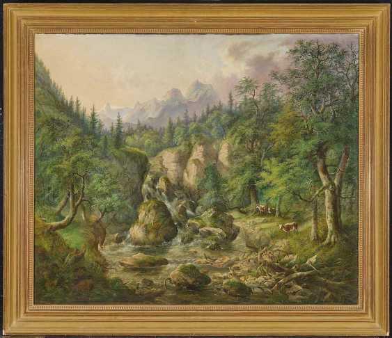 LIER, ADOLF 1826 Herrnhut - 1882 True/Südtirol - photo 2