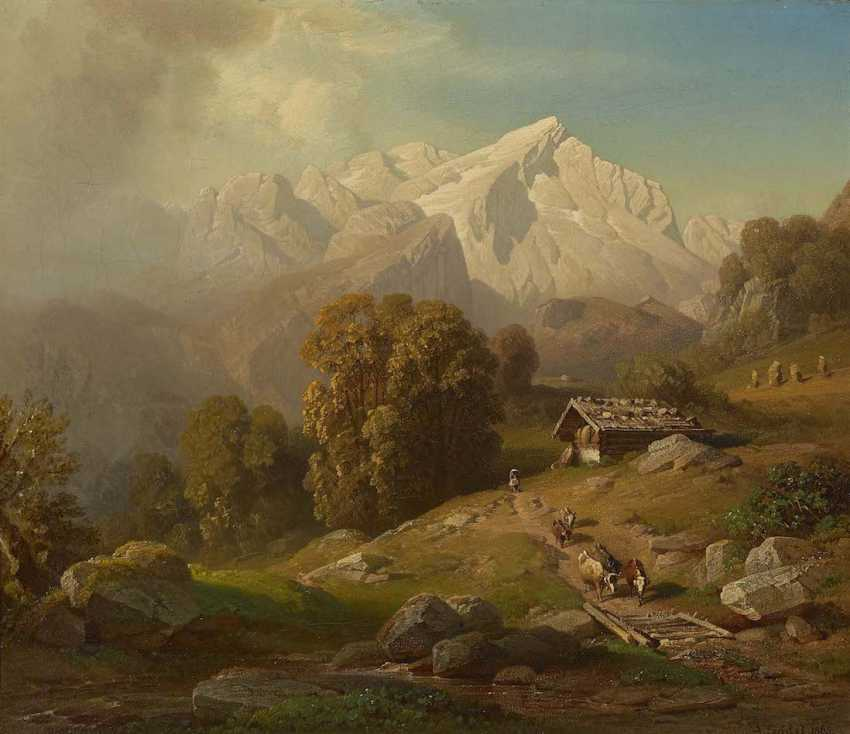 SEIDEL, AUGUST 1820, Munich - 1904 ibid. - photo 1
