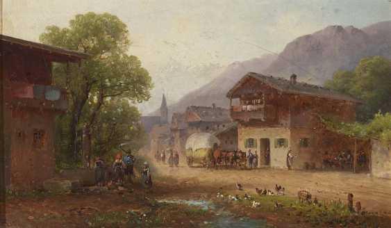 DOLL, ANTON 1826 München - 1887, ibid. - photo 1