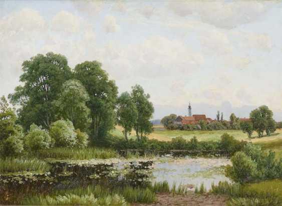 SCHOYERER, JOSEF 1844 Berching - 1923 Munich - photo 1