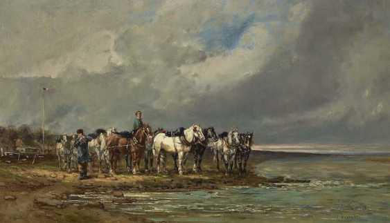 VEYRASSAT, JEAN JACQUES 1828 Paris 1893 ebenda - photo 1