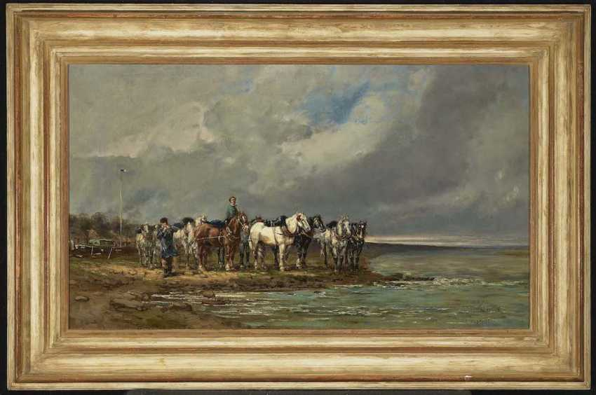 VEYRASSAT, JEAN JACQUES 1828 Paris 1893 ebenda - photo 2