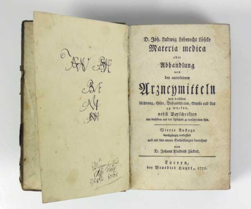 Materia Medica - photo 1