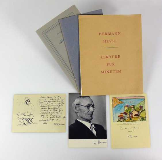 Hermann Hesse - photo 1