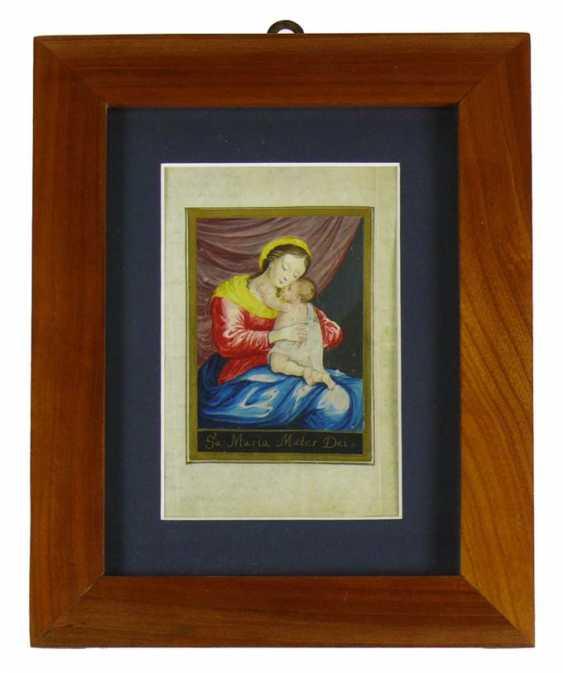 Mary with child Jesus - photo 1