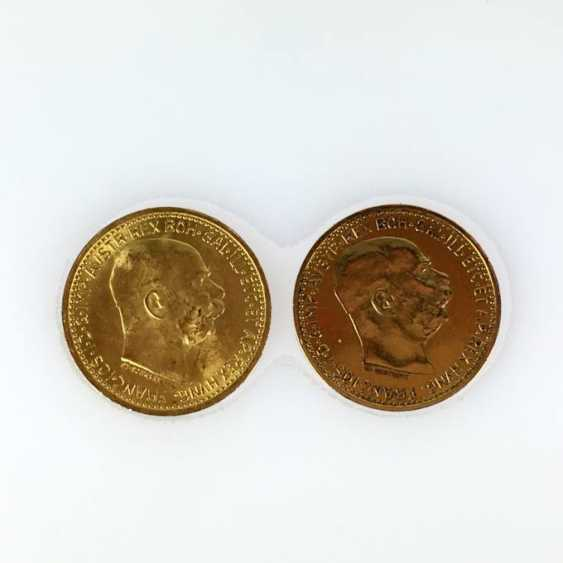 2 gold coins - photo 1