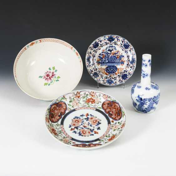 Asian porcelain lot - photo 1