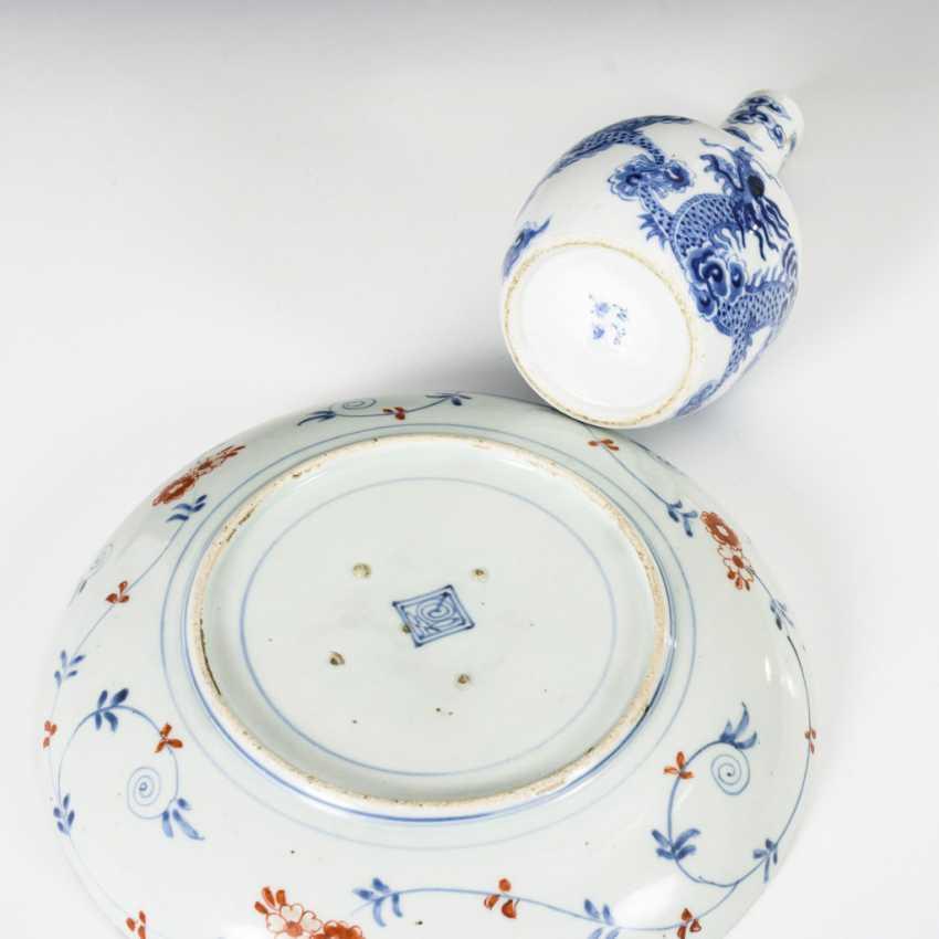 Asian porcelain lot - photo 3