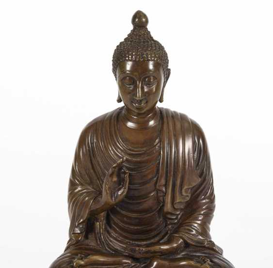 Buddha with zodiac signs - photo 3