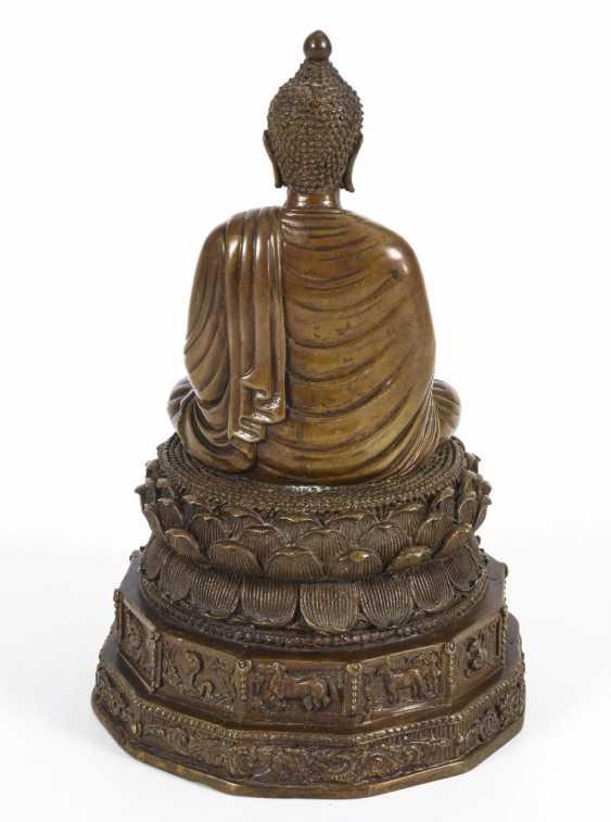 Buddha with zodiac signs - photo 5