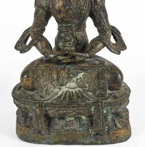Pair of buddhas - photo 3