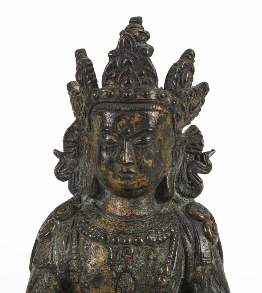 Pair of buddhas - photo 4