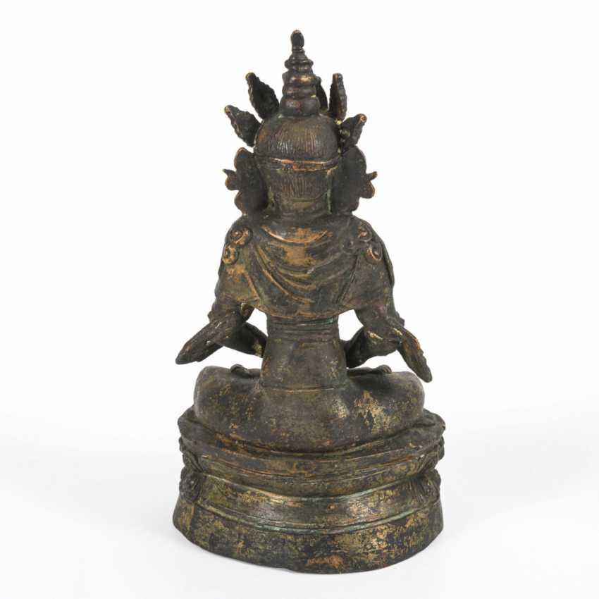 Pair of buddhas - photo 6