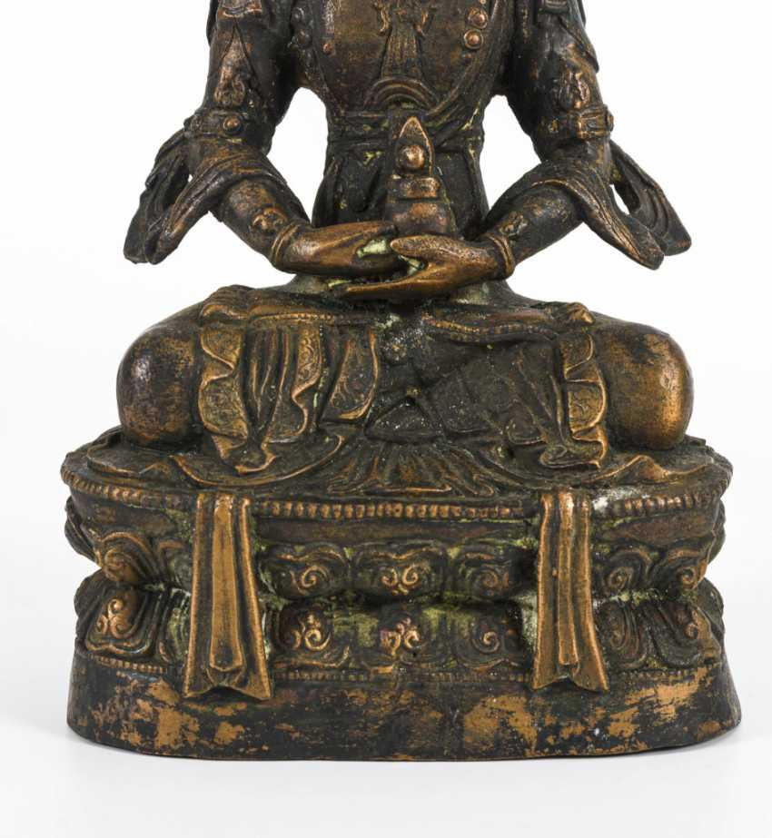 Pair of buddhas - photo 8