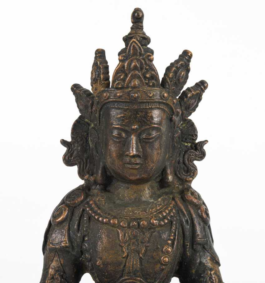 Pair of buddhas - photo 9