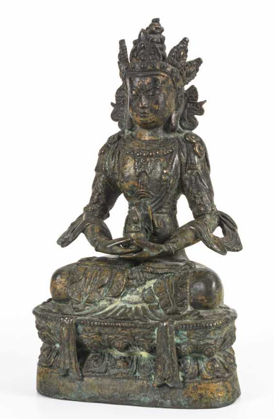 Pair of buddhas - photo 10