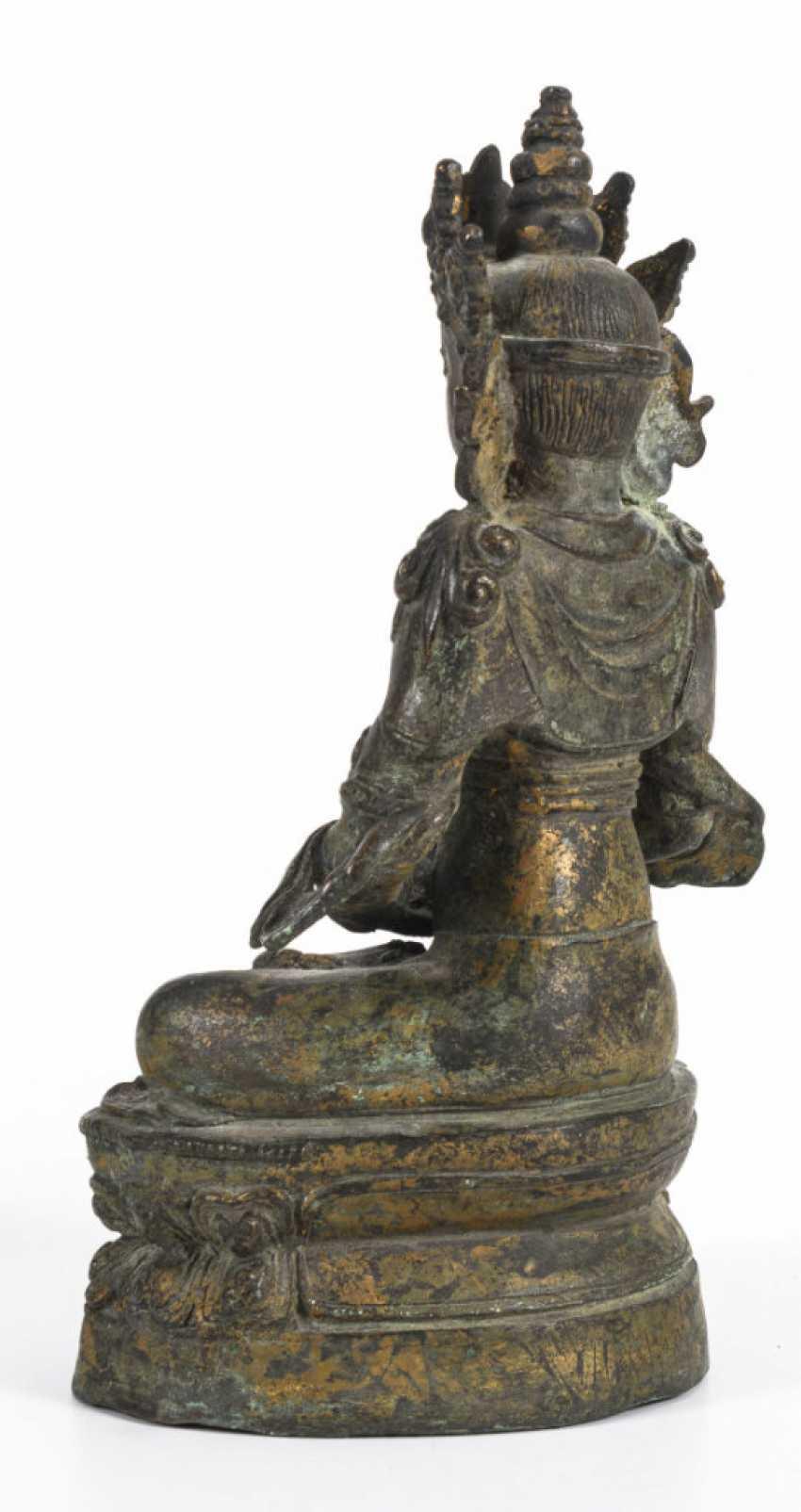 Pair of buddhas - photo 11