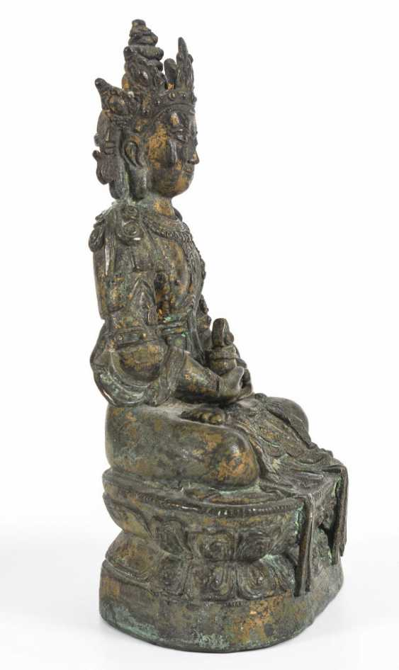 Pair of buddhas - photo 13