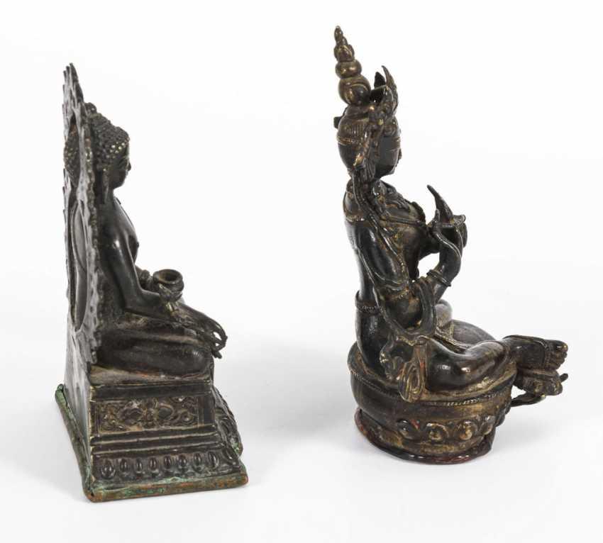 Little Buddha and Tara - photo 4