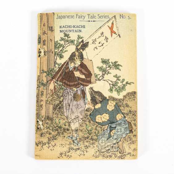 """Japanese Fairy Tale Series No.5 - Kachi-Kachi Maountain"" - photo 1"