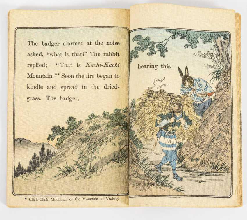 """Japanese Fairy Tale Series No.5 - Kachi-Kachi Maountain"" - photo 2"