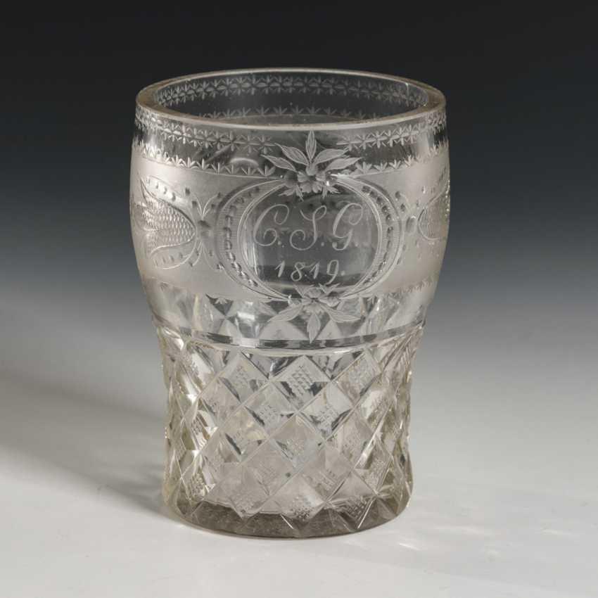 Biedermeier mug - photo 1