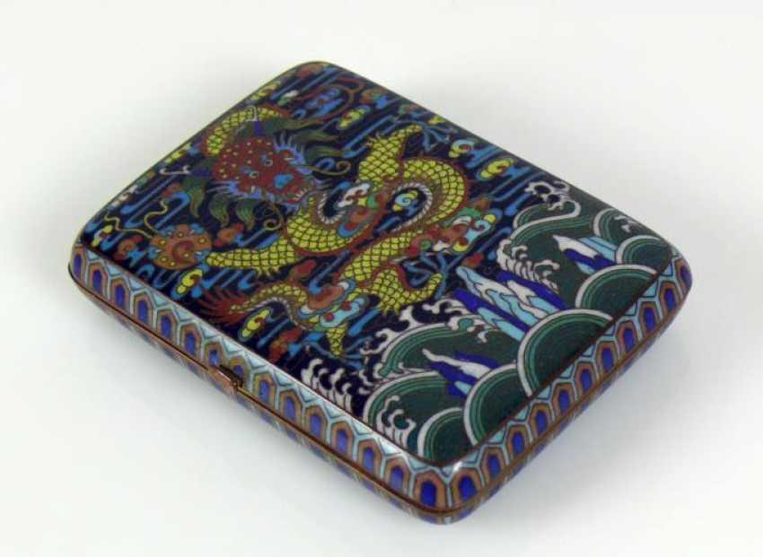 Cigarette case - photo 1