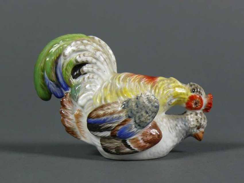 Rooster and hen - photo 1