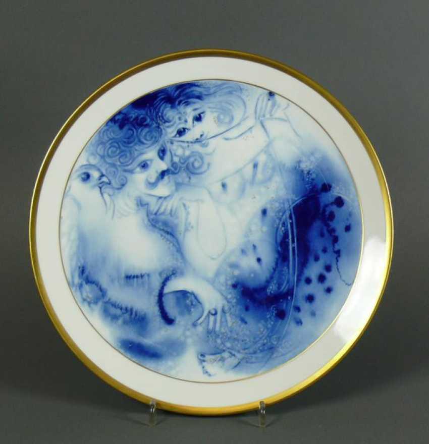 Meissen Year Plate 1981 - photo 1