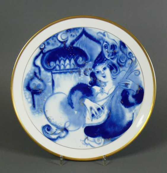 Meissen Year Plate 1982 - photo 1