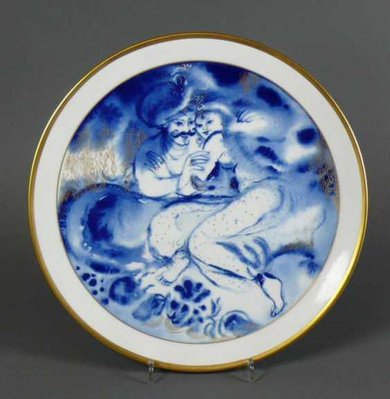Meissen Year Plate 1984 - photo 1