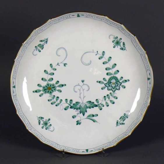Serving plate has a - photo 1