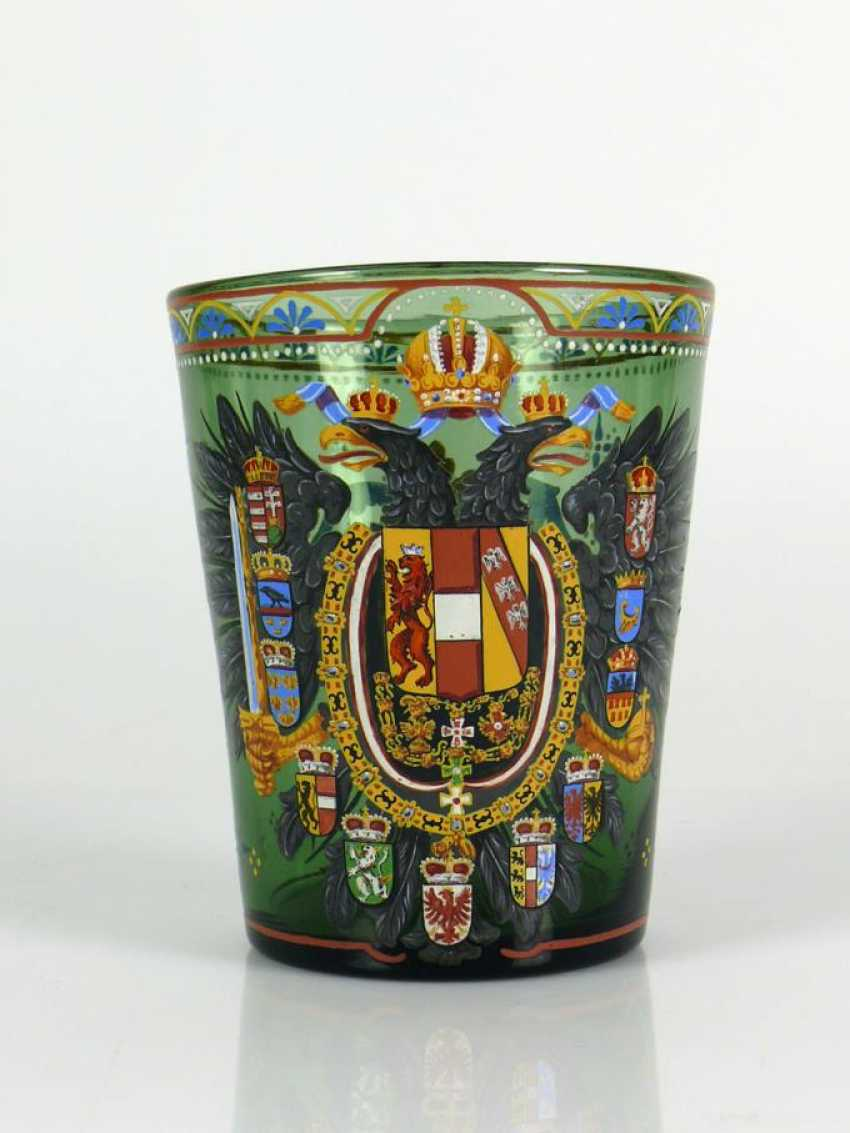 The coat of arms mug - photo 1