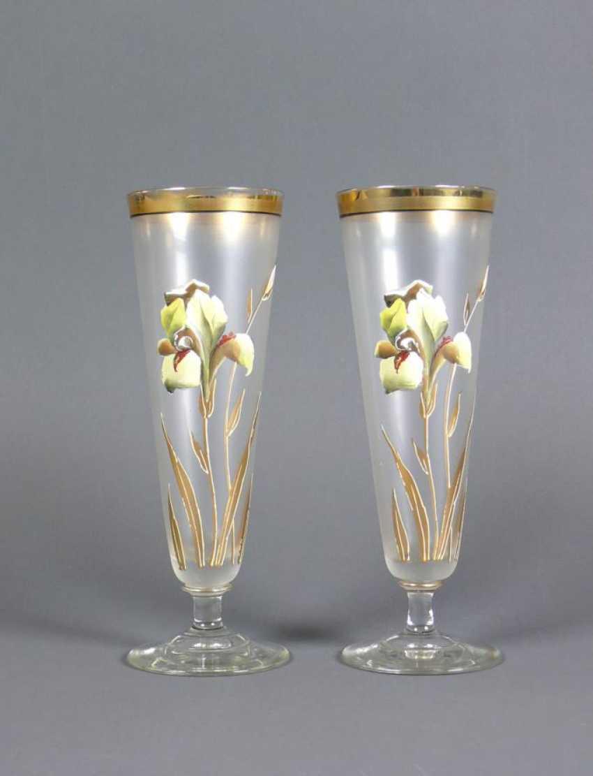 Pair Of Stem Glasses - photo 1