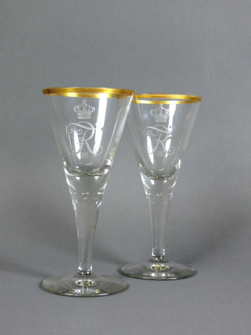 2 stem glasses - photo 1